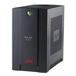 Источник бесперебойного питания APC Back-UPS 650VA (BC650-RS)
