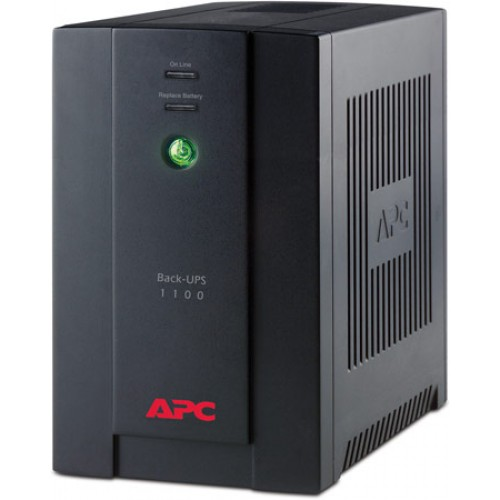 ИБП APC Back-UPS 1100VA (BX1100CI-RS)