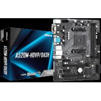 Материнская плата ASRock A520M-HDVP/DASH