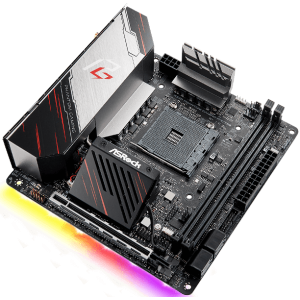 Материнская плата ASRock X570 Phantom Gaming-ITX/TB3