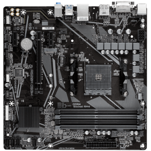 Материнская плата Gigabyte A520M DS3H