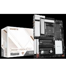 Материнская плата Gigabyte B550 VISION D