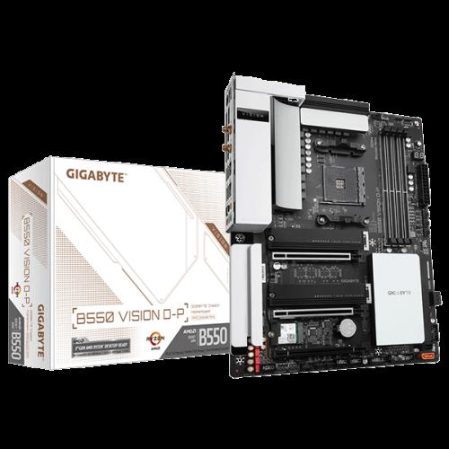Материнская плата Gigabyte B550 VISION D-P