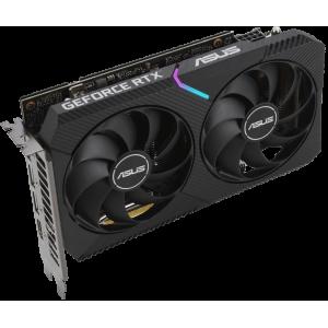 Видеокарта ASUS GeForce RTX 3060 Ti LHR (DUAL-RTX3060TI-O8G-MINI-V2)