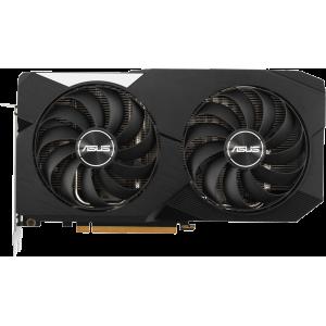 Видеокарта ASUS Radeon RX 6600 XT (DUAL-RX6600XT-O8G)