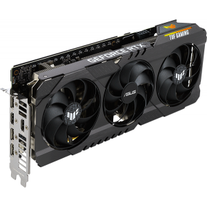 Видеокарта ASUS GeForce RTX 3060 (TUF-RTX3060-O12G-GAMING)