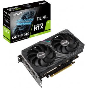 Видеокарта ASUS GeForce RTX 3060 (DUAL-RTX3060-O12G)