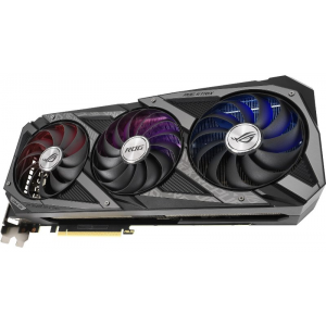 Видеокарта ASUS GeForce RTX 3060 Ti (ROG-STRIX-RTX3060TI-O8G-GAMING)