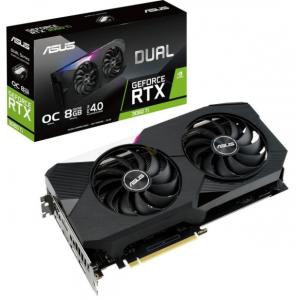 Видеокарта ASUS GeForce RTX 3060 Ti (DUAL-RTX3060TI-O8G)