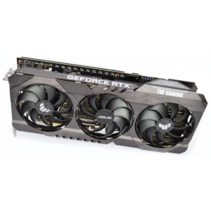 Видеокарта ASUS GeForce RTX 3060 Ti (TUF-RTX3060TI-8G-GAMING)