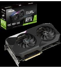 Видеокарта ASUS GeForce RTX3070 (DUAL-RTX3070-8G)
