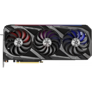 Видеокарта ASUS GeForce RTX 3090 (ROG-STRIX-RTX3090-24G-GAMING)