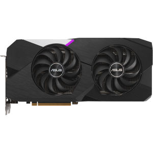 Видеокарта ASUS Radeon RX 6700 XT (DUAL-RX6700XT-12G)