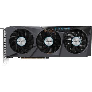 Видеокарта Gigabyte Radeon RX 6600 XT EAGLE 8G (GV-R66XTEAGLE-8GD)
