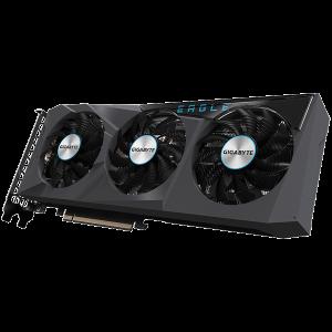 Видеокарта Gigabyte Radeon RX 6700 XT EAGLE 12G (GV-R67XTEAGLE-12GD)