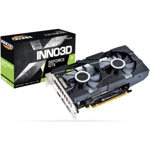 Видеокарта Inno3D GeForce GTX 1650 GDDR6 TWIN X2 OC V2 (N16502-04D6X-1720VA30)
