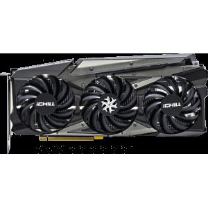 Видеокарта Inno3D GeForce RTX 3060  ICHILL X3 RED LHR (C30603-12D6X-167139AH)