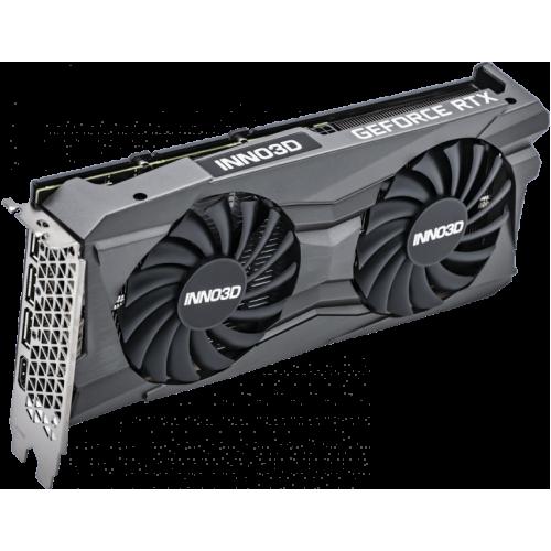 Видеокарта Inno3D GeForce RTX 3060 Ti TWIN X2 LHR (N306T2-08D6-119032DH)