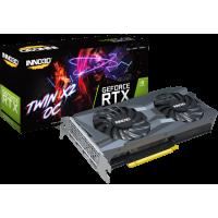 Видеокарта Inno3D GeForce RTX 3060 Ti TWIN X2 OC (N306T2-08D6X-1190VA32D)