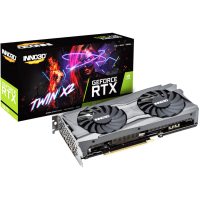 Видеокарта Inno3D GeForce RTX 3070 TWIN X2 (N30702-08D6-1710VA32L)