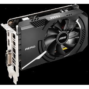 Видеокарта MSI GeForce GTX 1650 (GeForce GTX 1650 D6 AERO ITX V1)