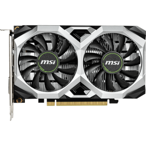 Видеокарта MSI GeForce GTX 1650 (GeForce GTX 1650 D6 VENTUS XS 4G OC)
