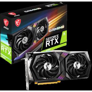 Видеокарта MSI GeForce RTX 3060 (RTX 3060 GAMING 12G)