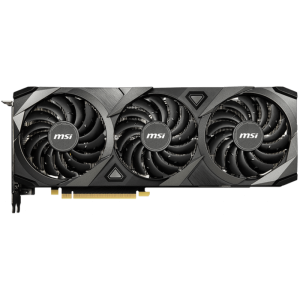 Видеокарта MSI GeForce RTX 3090 (RTX 3090 VENTUS 3X 24G)