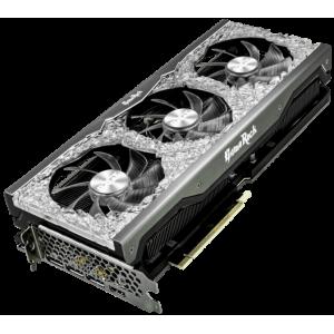 Видеокарта Palit GeForce RTX 3070 GameRock V1 LHR (NE63070019P2-1040G)