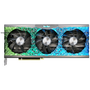 Видеокарта Palit GeForce RTX 3080 Game Rock OC (NED3080H19IA-1020G)