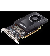 Видеокарта NVIDIA Quadro P2200 (6YT67AA)