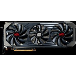Видеокарта PowerColor Radeon RX 6700 XT Red Devil OC (AXRX 6700XT 12GBD6-3DHE/OC)
