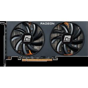 Видеокарта PowerColor Radeon RX 6700 XT Fighter (AXRX 6700XT 12GBD6-3DH)