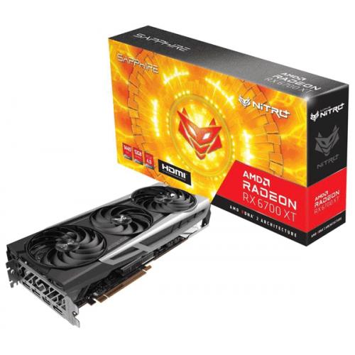 Видеокарта Sapphire NITRO+ Radeon RX 6700 XT 12G (11306-01-20G)